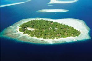 Maldives-Male, Hôtel Biyadhoo 3*