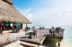 Maldives-Male, Hôtel Adaaran Club Rannalhi 4*
