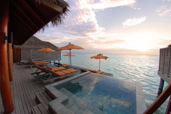 Spa - Anantara Dhigu Resort & Spa - Sunrise Beach Hôtel Anantara Dhigu Resort & Spa - Sunrise Beach5* Male Maldives