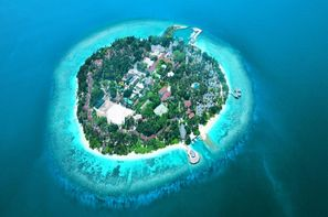 Maldives - Male, Hôtel Bandos Island Resort & Spa