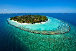 Maldives-Male, Hôtel Kurumba Maldives 5*