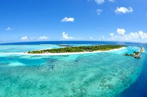 Maldives - Male, Hôtel Paradise Island Resort 5*