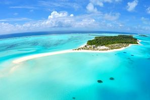 Maldives-Male, Sun Island Resort en Water Villa 5*