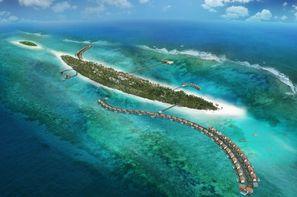 Maldives-Male, Hôtel The Residence Maldives 5*