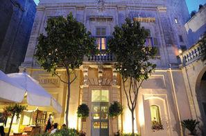 Malte-La Valette, Hôtel The Xara Palace 5*