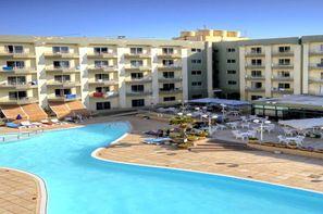 Malte-La Valette, Hôtel Hôtel Topaz 3*
