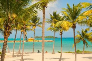 Marie-Galante-Pointe-à-Pître, Hôtel Karibea Beach Resort Gosier Salako 3*