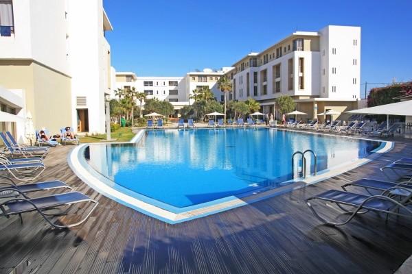 piscine - Atlas Essaouira & Spa Hotel Atlas Essaouira & Spa5* Essaouira Maroc balnéaire