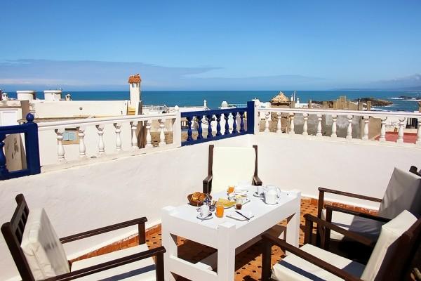hotel riad alkhansaa essaouira maroc promovacances. Black Bedroom Furniture Sets. Home Design Ideas