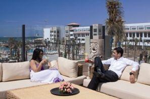 Maroc-Agadir, Hôtel Riu Palace Tikida 5*