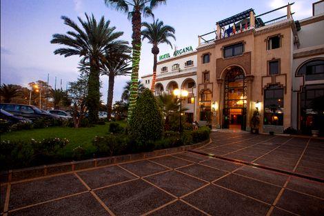Illustration séjour : Hôtel Argana Agadir