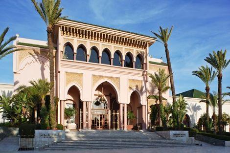Illustration séjour : Hôtel Atlantic Palace Resort