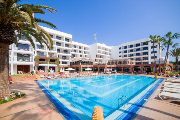 Piscine - Argana Agadir Hôtel Argana Agadir3* Agadir Maroc