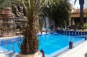 Maroc-Agadir, Hôtel Atlantic 3*
