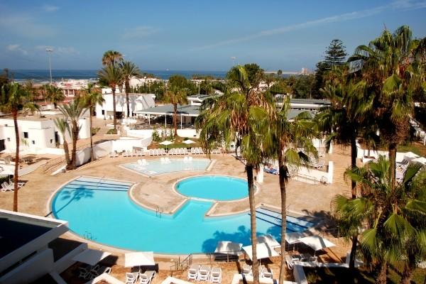 HOTEL LES ALMOHADES AGADIR 4*