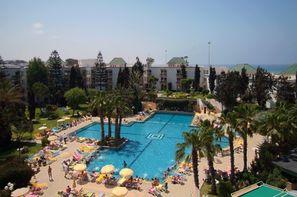 Maroc-Agadir, Hôtel LTI Agadir Beach 4*