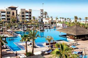 Maroc-Agadir, Hôtel Riu Palace Tikida Agadir 5*