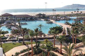 Maroc-Agadir, Hôtel Riu Tikida Dunas 4*