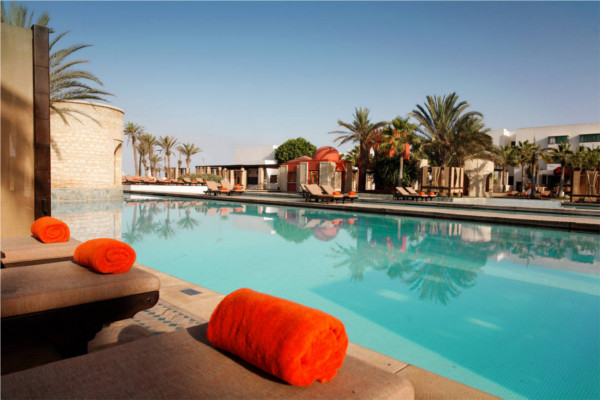 Hotel sofitel agadir royal bay resort agadir maroc for Piscine demontable maroc