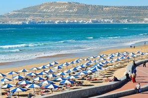 Maroc-Agadir, Hôtel Atlas les Dunes d'Or 4*