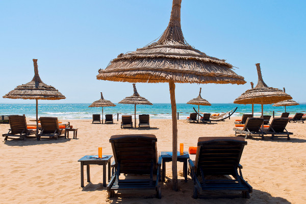 plage - Sofitel Agadir Royal Bay Resort Hotel Sofitel Agadir Royal Bay Resort		5* Agadir Maroc