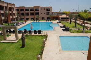 Maroc-Marrakech, Hôtel Hôtel Club Paradisio 4*