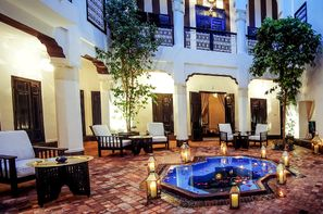 Maroc-Marrakech, Riad Hayane