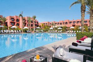 Maroc-Marrakech, Hôtel Kenzi Menara Palace 5*