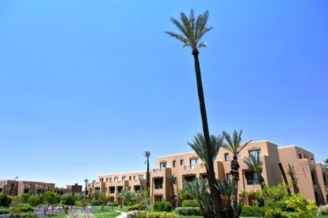 Avis voyageur : Maroc Marrakech Club Marmara Madina 4*