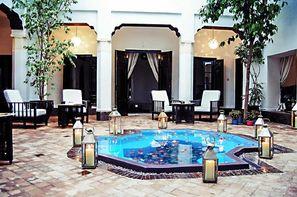 Maroc-Marrakech, Riad Riad Hayane