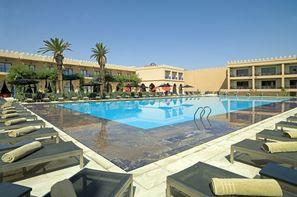 Maroc-Marrakech, Hôtel Adam park 5*