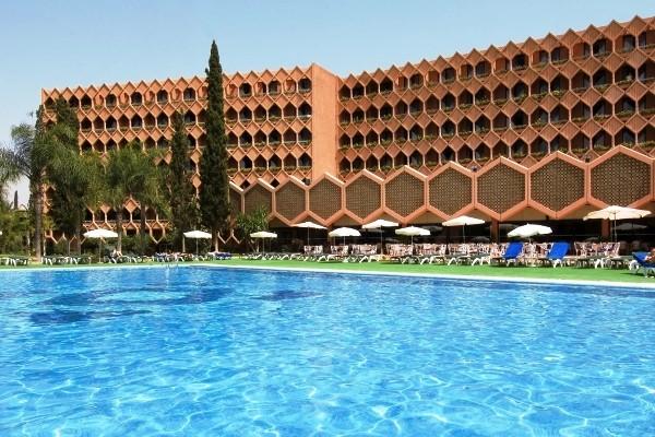 Piscine - Atlas Asni Hotel Atlas Asni4* Marrakech Maroc