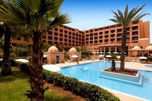 Maroc-Marrakech, Hôtel Atlas Medina & Spa - VF 5*