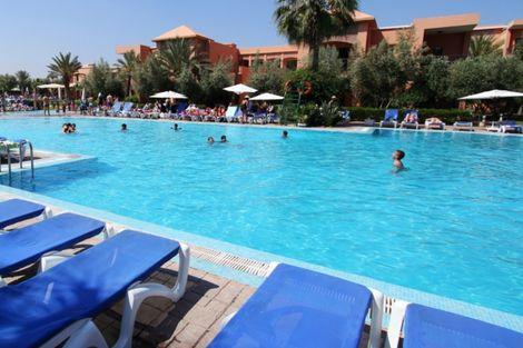 Illustration séjour : Hôtel Atlas Targa Resort