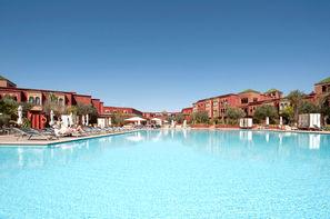 Maroc-Marrakech, Hôtel Eden Andalou 5*