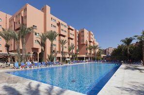 Maroc-Marrakech, Hôtel Framissima les Idrissides 4*