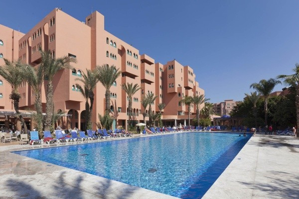 piscine - Framissima les Idrissides Hôtel Framissima les Idrissides4* Marrakech Maroc