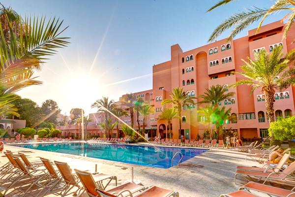Piscine - Framissima les Idrissides Club Framissima les Idrissides4* Marrakech Maroc