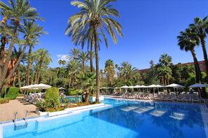 Maroc-Marrakech, Hôtel Kenzi Farah Urban 5*