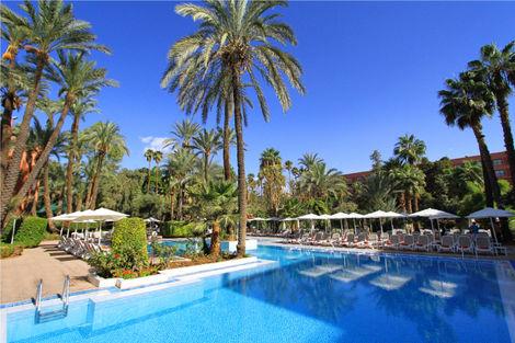 photo kenzi farah hotel marrakech