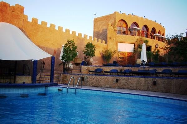 Piscine - Le Kasbah Mirage Hôtel Le Kasbah Mirage Marrakech Maroc