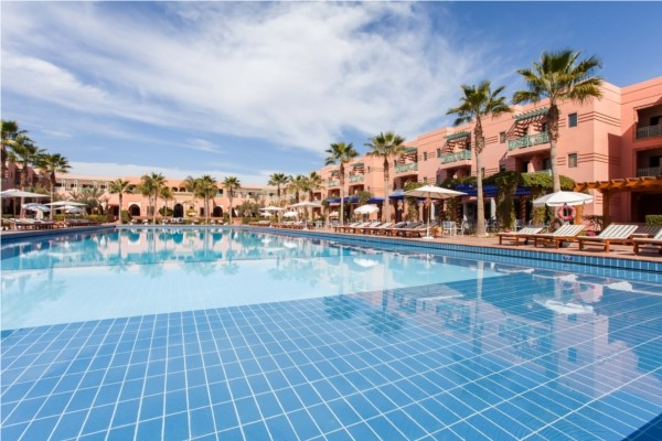 piscine - Les Jardins de l'Agdal Hôtel Les Jardins de l'Agdal5* Marrakech Maroc