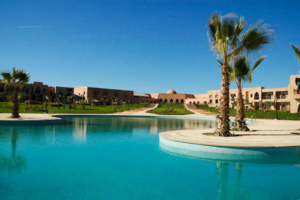 Piscine - Marrakech Ryads Parc & SPA Hôtel Marrakech Ryads Parc & SPA4* Marrakech Maroc