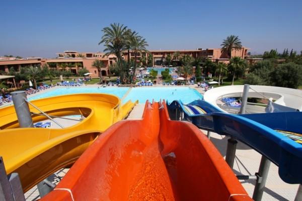 Maxi Club Atlas Targa Resort - Maxi Club Atlas Targa Resort Hôtel Maxi Club Atlas Targa Resort4* Marrakech Maroc
