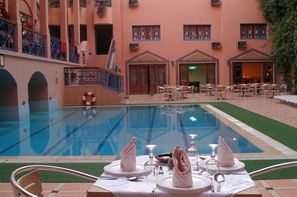 Maroc-Marrakech, Hôtel Oudaya & Spa 3*