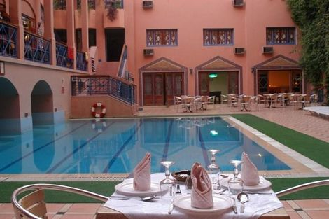 Photo hotel OUDAYA HOTEL MARRAKECH