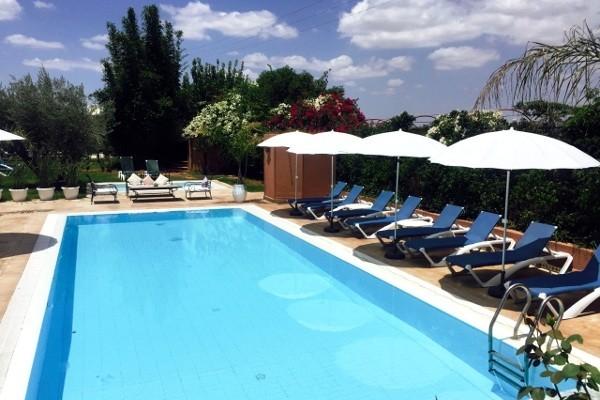 Piscine - Palais Jena Hotel Palais Jena Hotel And Spa4* Marrakech Maroc