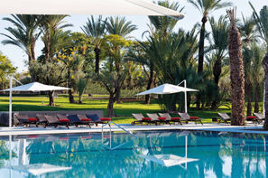 Maroc-Marrakech, Hôtel Pullman Marrakech Palmeraie Resort & Spa 5*