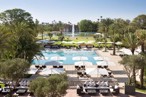 Maroc-Marrakech, Hôtel Pullman Marrakech Palmeraie Resort and Spa 5*