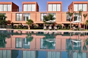 Maroc-Marrakech, Hôtel Rawabi & Spa 4*
